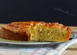 torta rovesciata patate