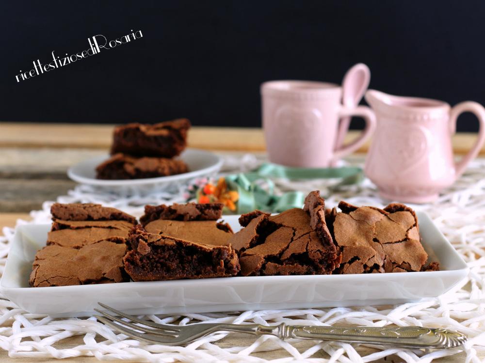 brownies al caffe