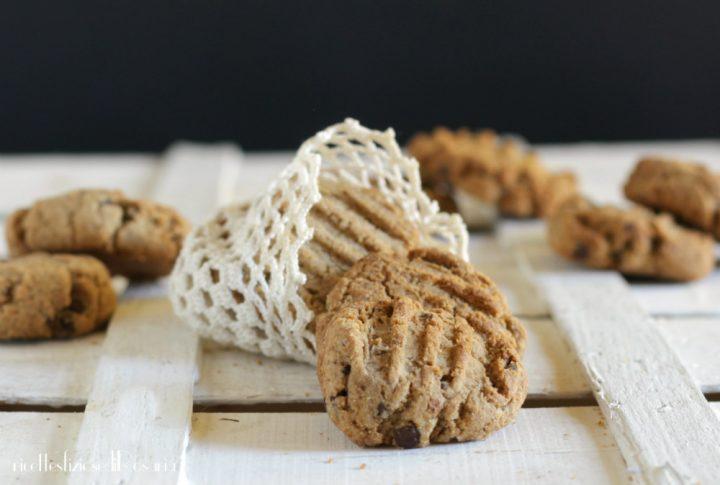 cookies castagne