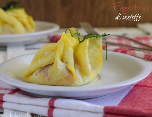 Fagottini di omelette