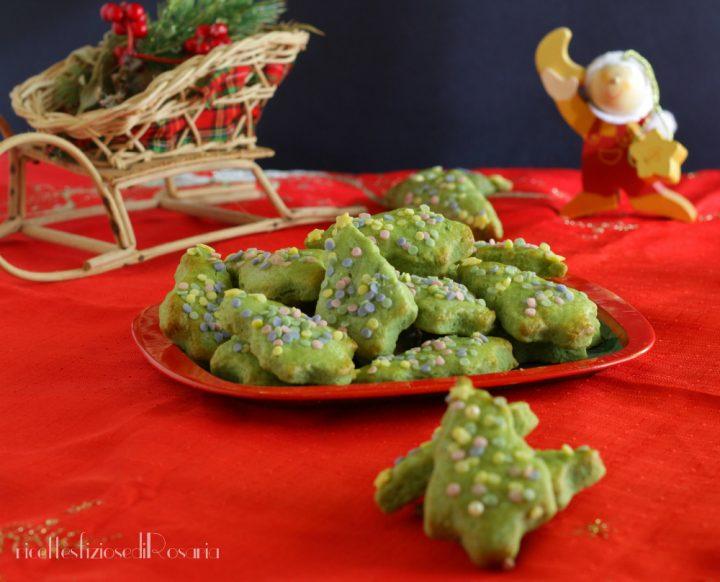 alberelli al pistacchio