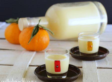 Liquore cremoso al mandarino