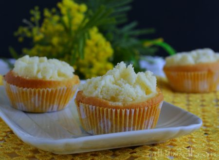 Tortine mimosa al limone