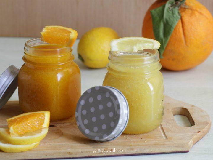 pasta arancia o limone