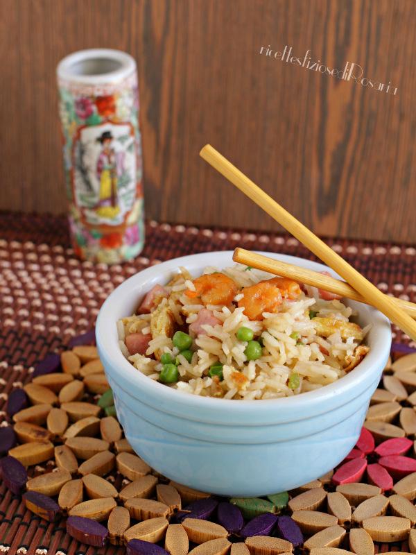 riso fritto alla cantonese