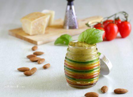 Pesto pomodoro e basilico