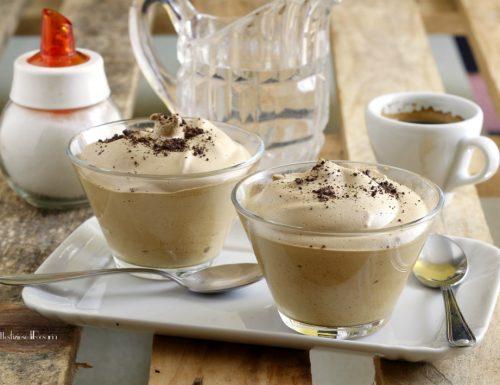 Mousse di caffè all'acqua