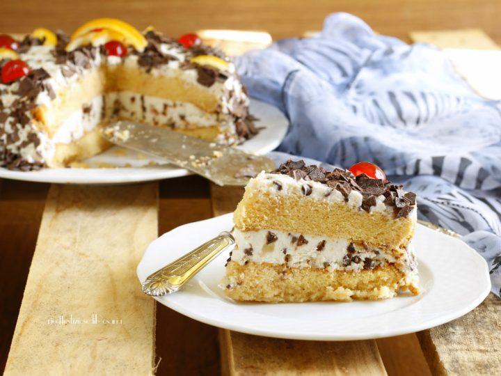 torta ricotta e canditi