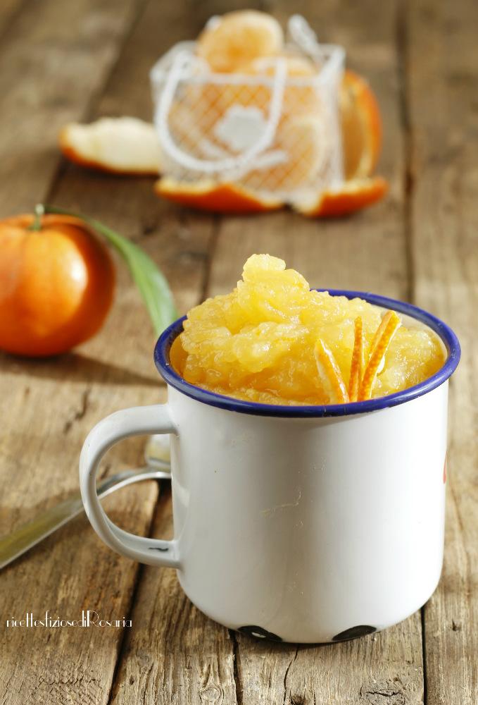 crema alle clementine