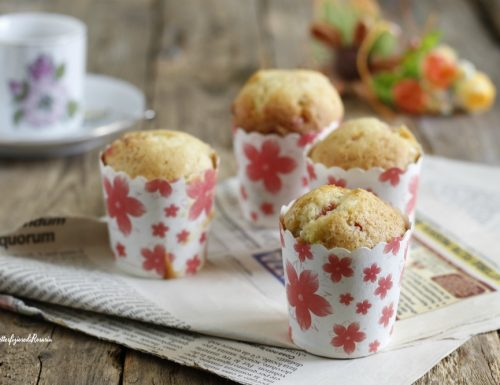 Muffins con smarties
