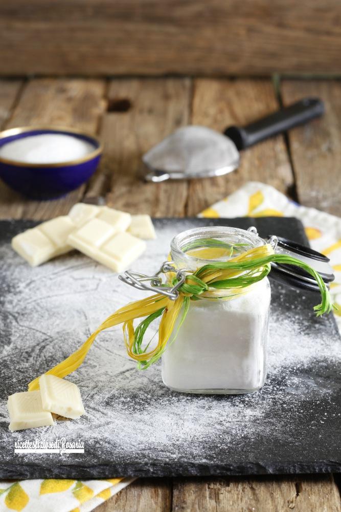 zucchero idrorepellente