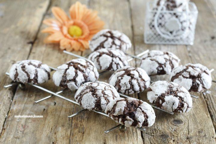 biscotti morbidi al cacao