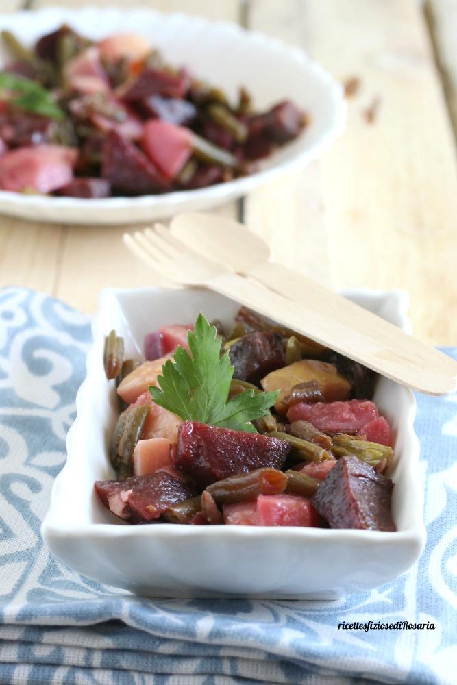 insalata di rapa rossa