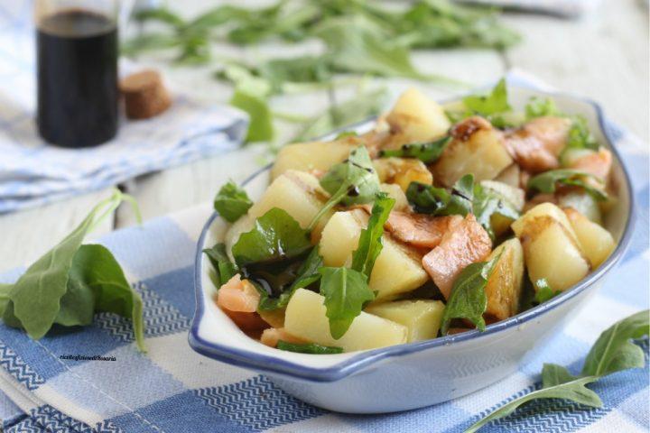 insalata estiva di patate