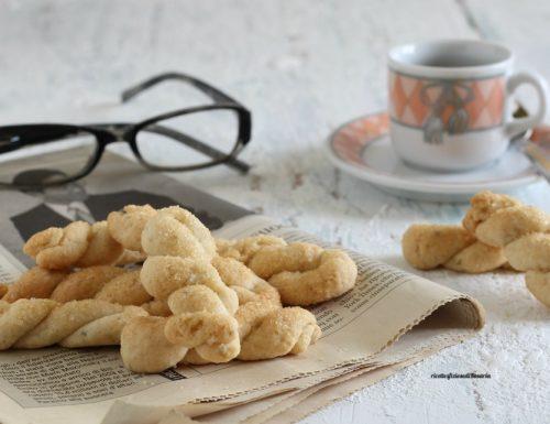 Biscotti rustici con anice