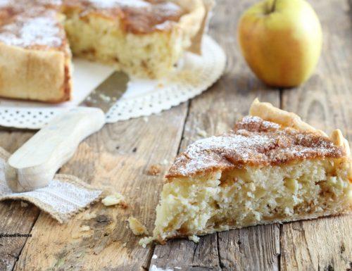 Torta di mele in crosta di sfoglia
