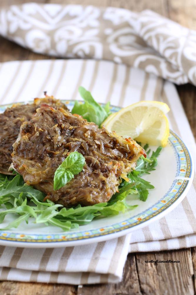 tonno in crosta di patate
