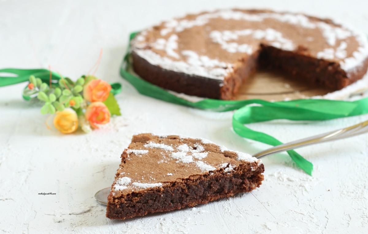 torta caprese classica