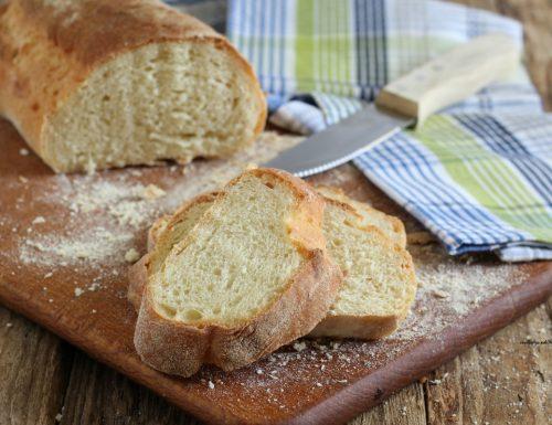 Pane di semola con lievito naturale