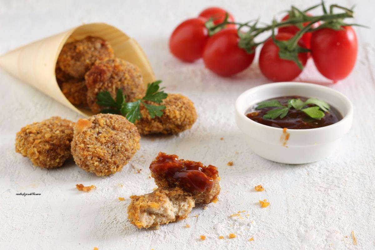 bocconcini di pollo o nuggets