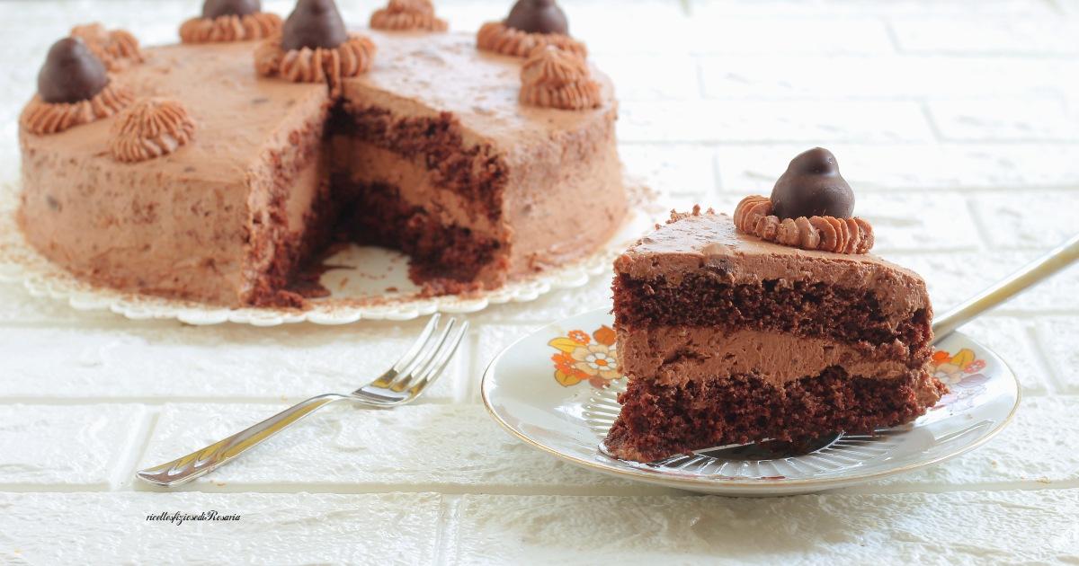 torta al bacio