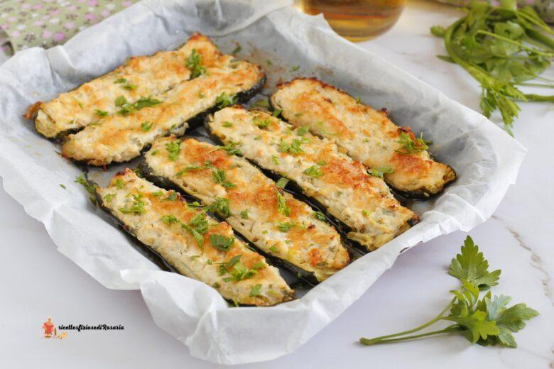 zucchine ricotta e salmone