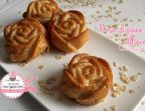 Rose di pane Dukan all'avena