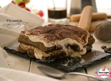 Tiramisù super light