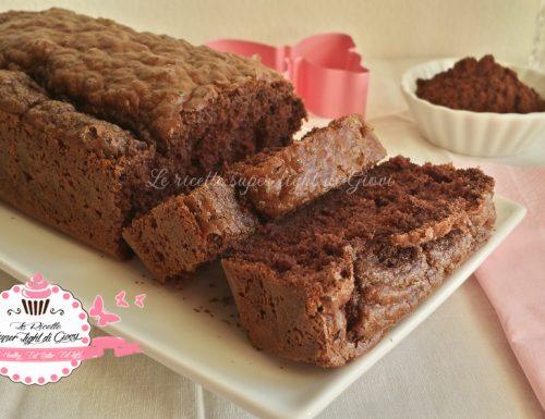 Japan Cake light al cacao (76 calorie a porzione)