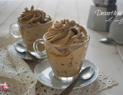 Dessert light al caffè