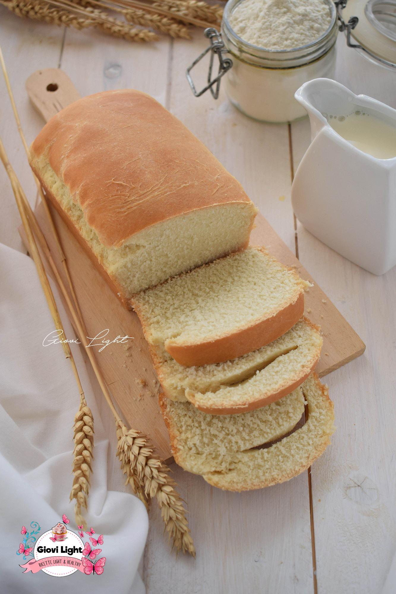 Pan bauletto al latte