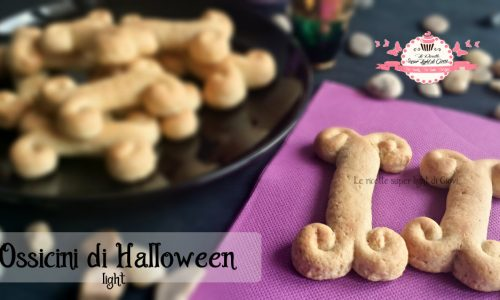 Ossicini light di Halloween