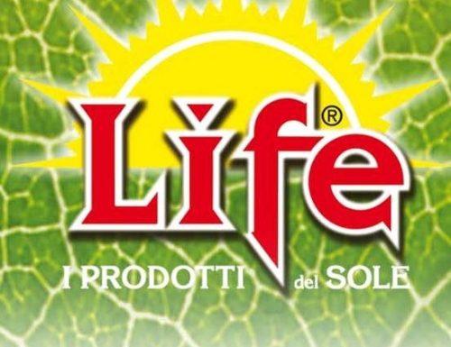 Nuova collaborazione con l'azienda Life – i prodotti del sole!
