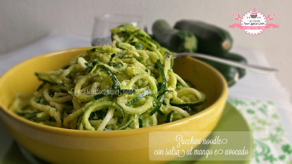 Ricette di pasta con l'avocado