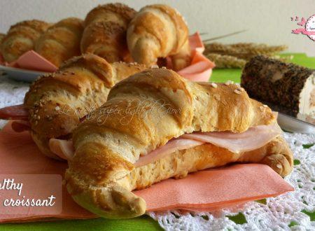 Healthy Bretzel croissant