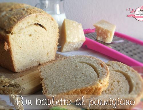 Pan bauletto al Parmigiano Reggiano
