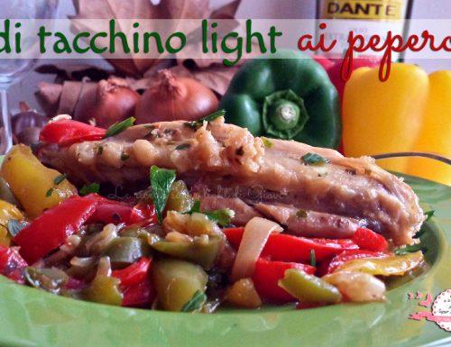 Ali di tacchino light ai peperoni (348 calorie)