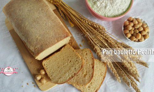 Pan bauletto Healthy ai ceci