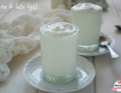Crema di latte light