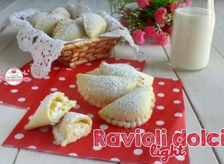 Ravioli dolci light