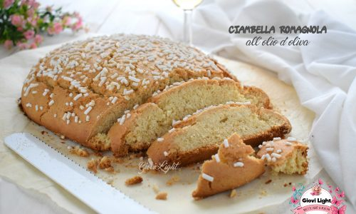 Ciambella romagnola all'olio d'oliva