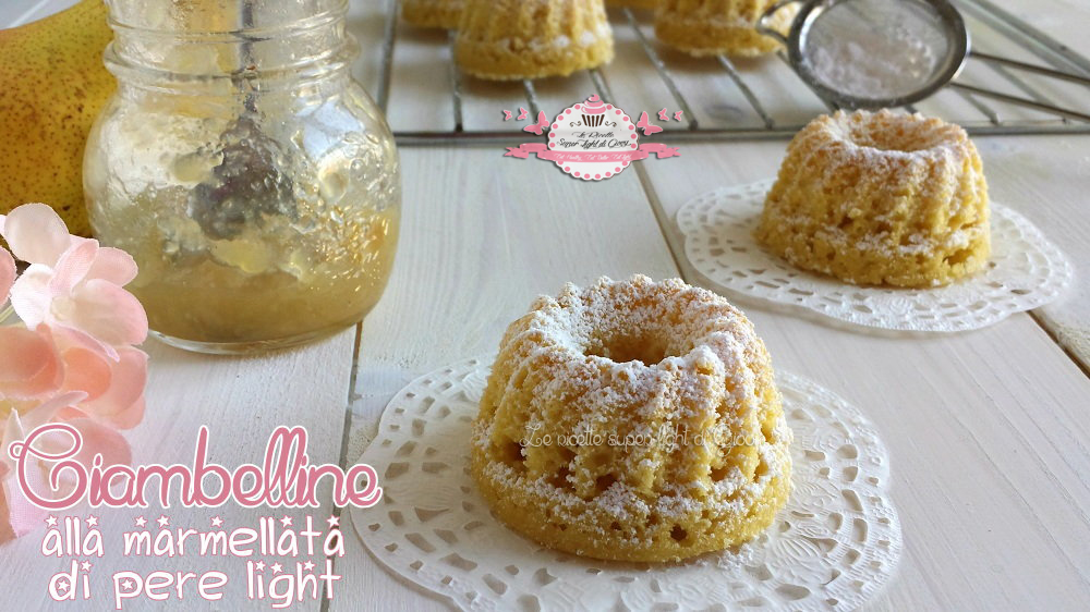 I 5 dolci light sotto le 100 calorie for Dolci dietetici
