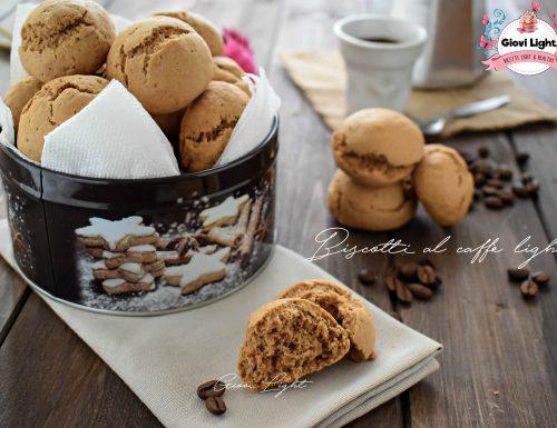 Biscotti al caffè light