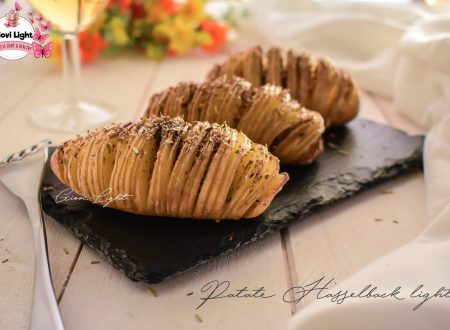 Patate Hasselback light