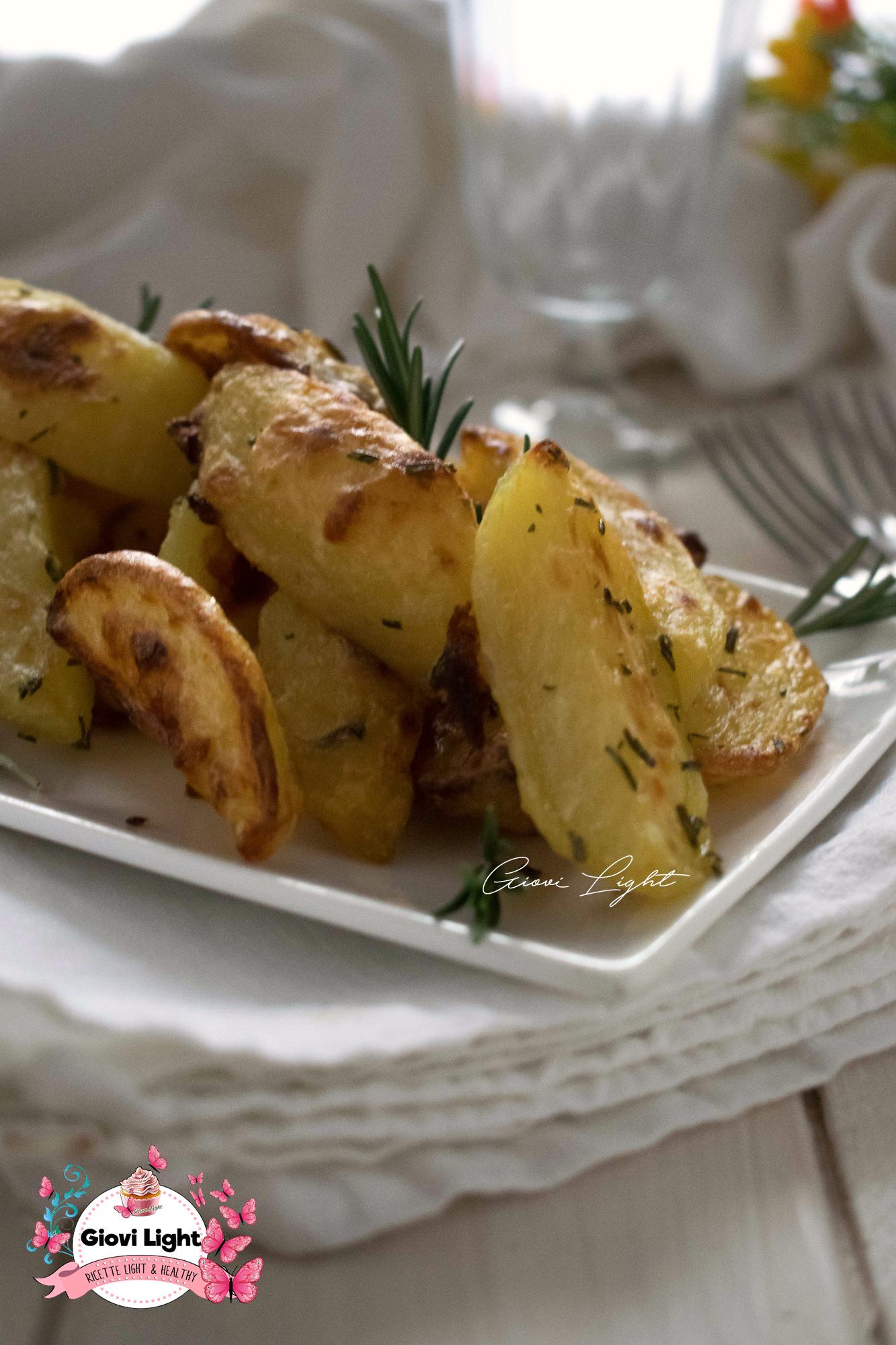 Patate light NELLA FRIGGITRICE AD ARIA