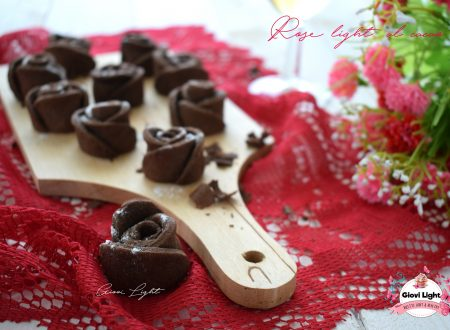 Rose light al cacao