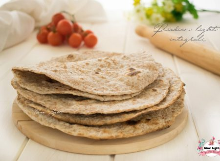 Piadine light integrali