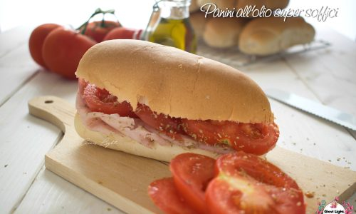 Panini all'olio super soffici