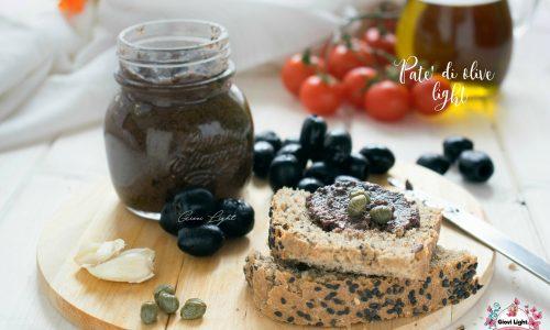 Patè di olive light