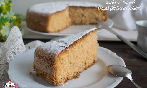 Torta 7 vasetti senza glutine e caseina
